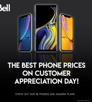 Join Bell for their Customer Appreciation Day 🙏😀 - Saturday, February 16th. They will be serving Coffee & Timbits.