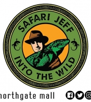 Safari Jeff is returning and he's bringing some special guests to his INTO THE WILD TOUR. 🐍🦎🐢🌿 Two shows daily in Centre Court. Wed & Thurs, April 17 & 18 - 1PM & 6:30PM Fri & Sat, April 19 & 20 - 1PM & 3PM A FREE Event that the Entire Family