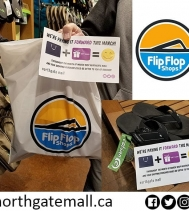 ➡️We're Paying It Forward @flipflopshops_regina!! ➡️🙏😀 We GIFTED a Fabulous pair of Cobian Flip Flops!! 🛍😍 Flip Flops make your toes feel like they're on vacation!! 🏖☀️ #PayingItFoward #yqr #shopping  #giveaways #flipflops