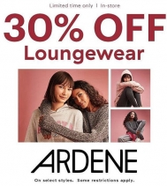 Comfy never looked so good!  Ends Sept.25 @ardenenorthgate