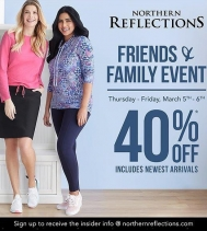 Today & Tomorrow!  @northernreflections
